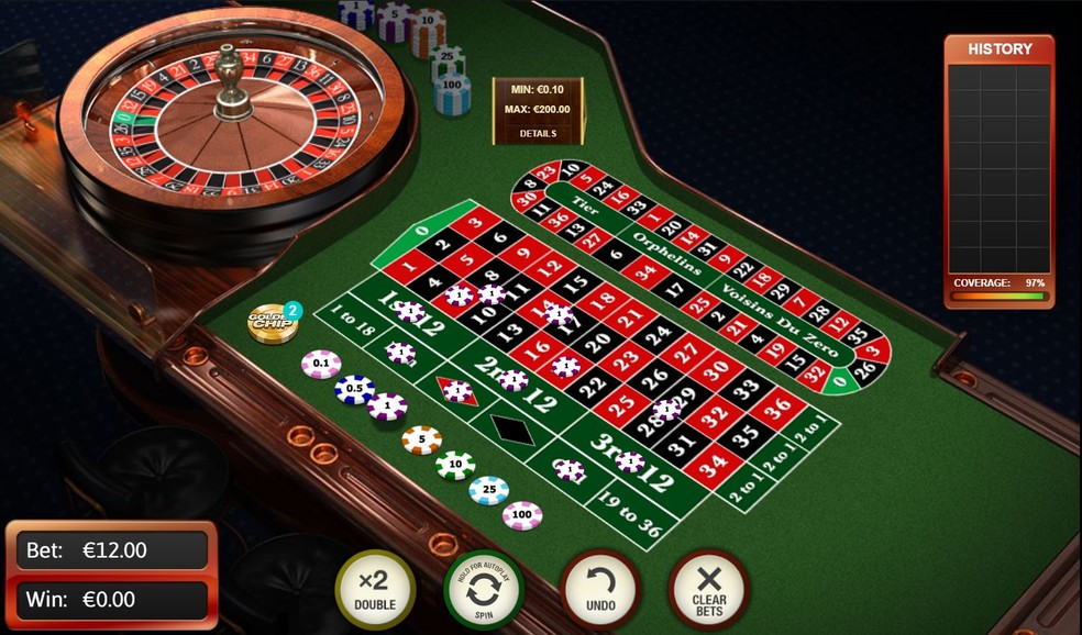 Legal Dimainkan! Roulette - Casino Style! Ada di Play Store Loh